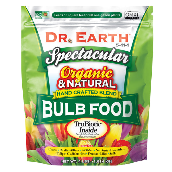 Dr. Earth® Spectacular® Bulb Food 3-14-2