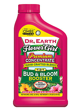 Dr. Earth Flower Girl Premium Bud & Bloom Booster