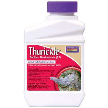 Bonide Thuricide  Insect Control