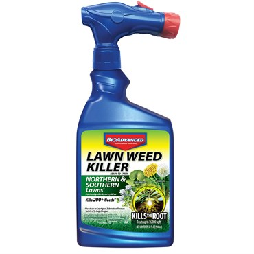 BioAdvanced® Lawn Weed Killer