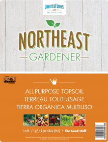 Juniper Farms Northeast Gardner 1cf Topsoil Mix