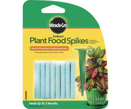 1.1OZ Plant Food Spikes