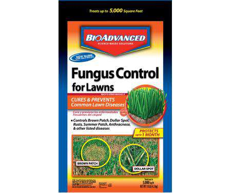 BioAdvanced 10lb Fungus Control For Lawn