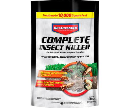 BioAdvanced® Complete Insect Killer for Soil & Turf