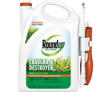 Roundup for Lawns Crabgrass Destroyer (1 gal. RTU Spray)