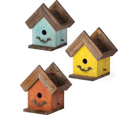 SuperMoss® Plantable Birdhouse