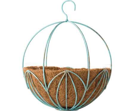 SuperMoss® Leeds Sphere Metal Hanging Basket