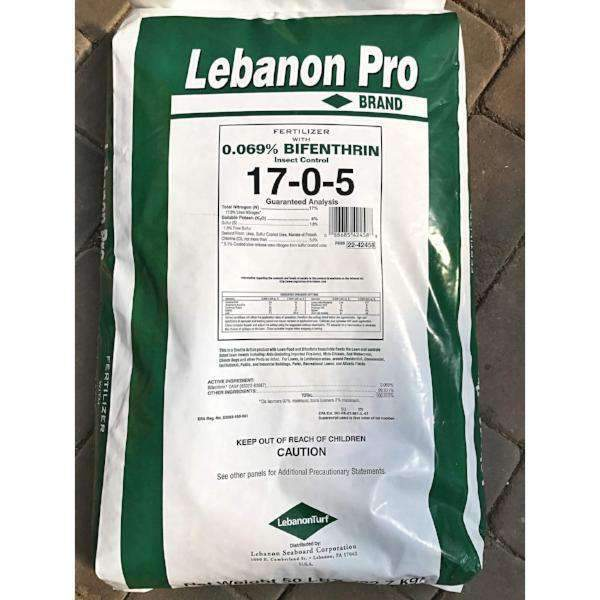 Lawn Fertilizer with Bifenthrin Insect Control-Bay Gardens-Bay Gardens