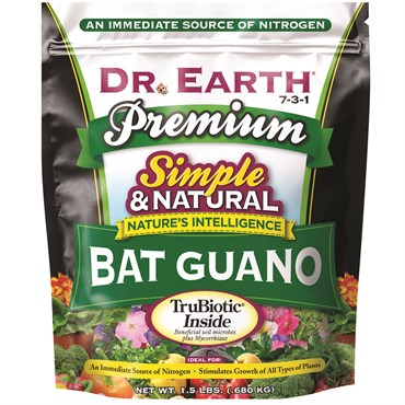 Dr. Earth® Bat Guano 10-3-1