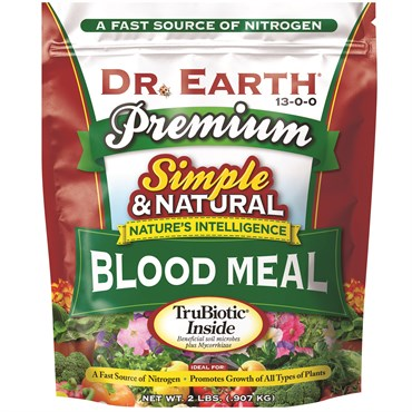 Dr. Earth® Blood Meal 13-0-0