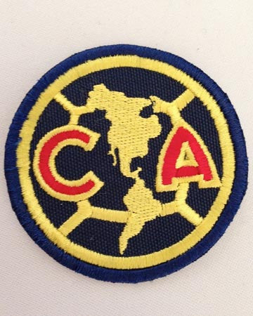Club america Embroidery Patch Iron On Sew on aguilas del america