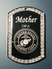 Proud mother father girlfriend wife of a US MARINE DOG TAG