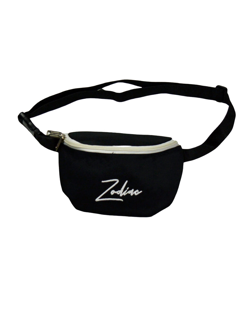 Festival Shoulder Bag - Black/White