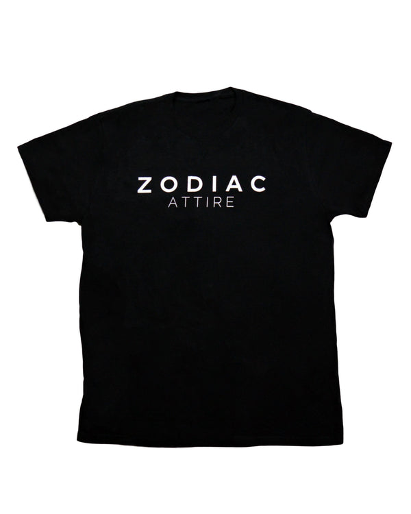 Brand Carrier T-Shirt - Black / White