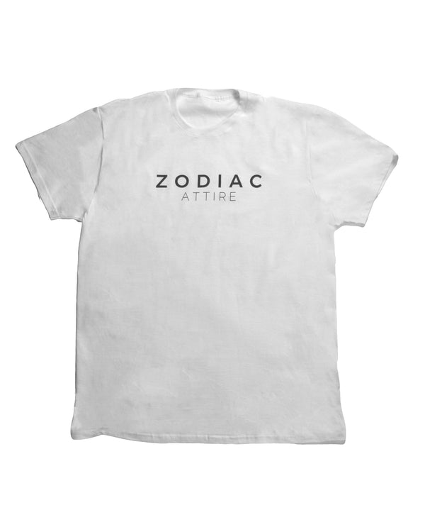 Brand Carrier T-Shirt - White / Black
