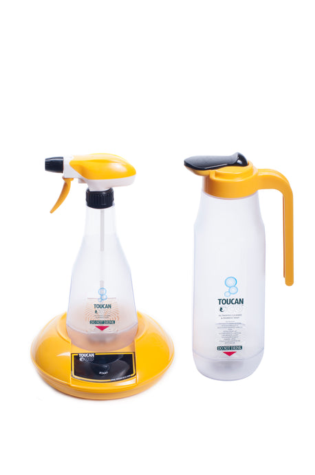Toucan Eco Bio-Cleaning System