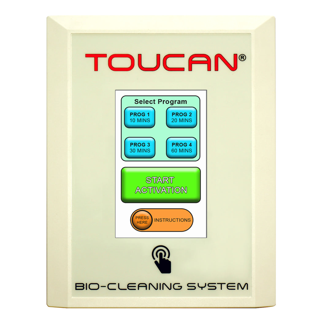 Toucan Active Plus Bio-Cleaning System