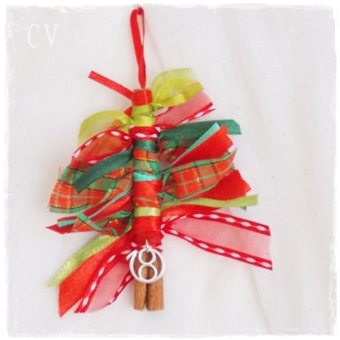 Cinnamon Stick Christmass Ornament