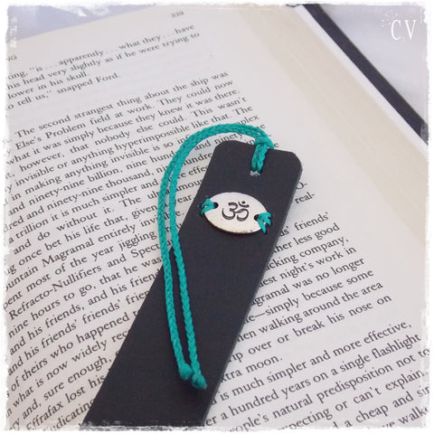 Om Yoga Bookmark *
