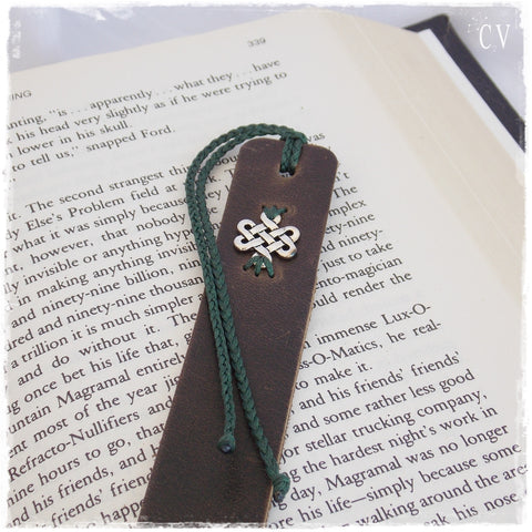 Endless Knot Bookmark ~ !