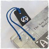 AA Recovery Leather Bookmark