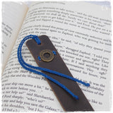 Personalized Meander Bookmark