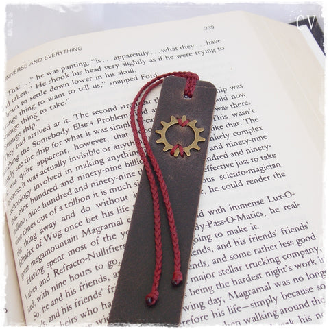 Engineer's Graduation Bookmark
