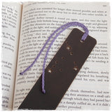 Engraved Capricorn Bookmark