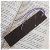 Custom Zodiacn Constellation Bookmark