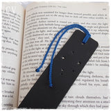 Libra Constellation Leather Bookmark