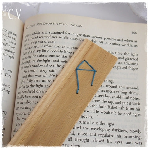 Personalized Libra Bookmark