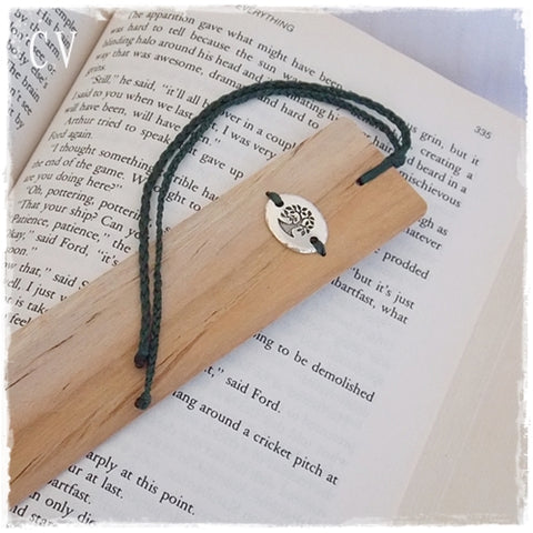 Tree Of Life Wooden Bookmark *