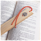 Emotional Healing Wooden Bookmark