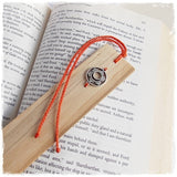 Vegan Yoga Bookmark