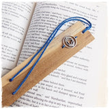 Ajna Wooden Bookmark