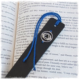 Third Eye Chakra Leather Bookmark