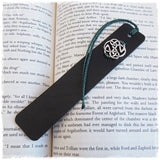 Custom Engraved Celtic Bookmark