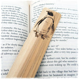 Penguin Spirit Animal Wooden Bookmark