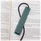 Celtic Knotwork Polymer Clay Bookmark