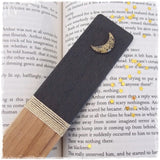 Personalized Crescent Moon Bookmark