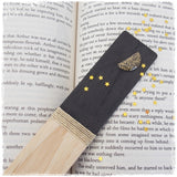 Custom Engraved Half Moon Bookmark