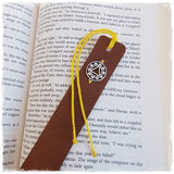 Personalized Chakra Bookmark