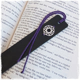 Crown Chakra Personalized Bookmark