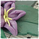Polymer Clay Spring Flowers Brooch Pin