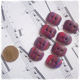 Toggle Polymer Clay Buttons