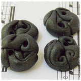Large Polymer Clay Buttons