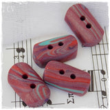 Polymer Clay Toggles