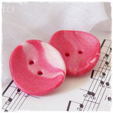 Oversized Polymer Clay Buttons