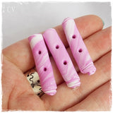 Large Pastel Toggle Buttons *