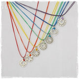 Chakra Layering Necklaces